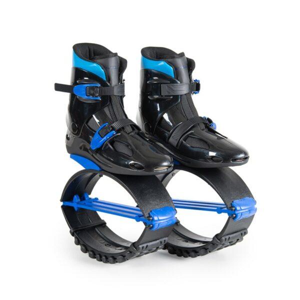Παπούτσια με Ελατήρια για άλματα - BYOX Jump Shoes size L (36-38) 40-60 kgs Blue