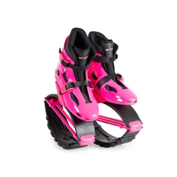 Παπούτσια με Ελατήρια για άλματα - BYOX Jump Shoes size L (36-38) 40-60 kgs Pink