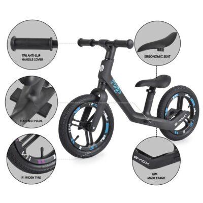 Ποδήλατο Ισορροπίας – BYOX Mojo Blue