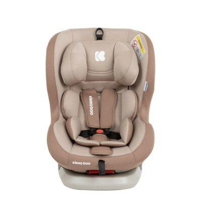 beberose.gr Κάθισμα Αυτοκινήτου- Kikka Boo Twister 0+/1/2 0-25kg ISOFIX Beige 2020