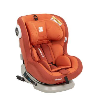 beberose.gr Κάθισμα Αυτοκινήτου- Kikka Boo Twister 0+/1/2 0-25kg ISOFIX Orange 2020