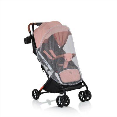 Καρότσι Βόλτας με σκελετό Αλουμινίου - MONI Genoa Pink