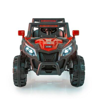 Ηλεκτροκίνητο Τζιπάκι 12V – MONI BO Atlanta Red 6188
