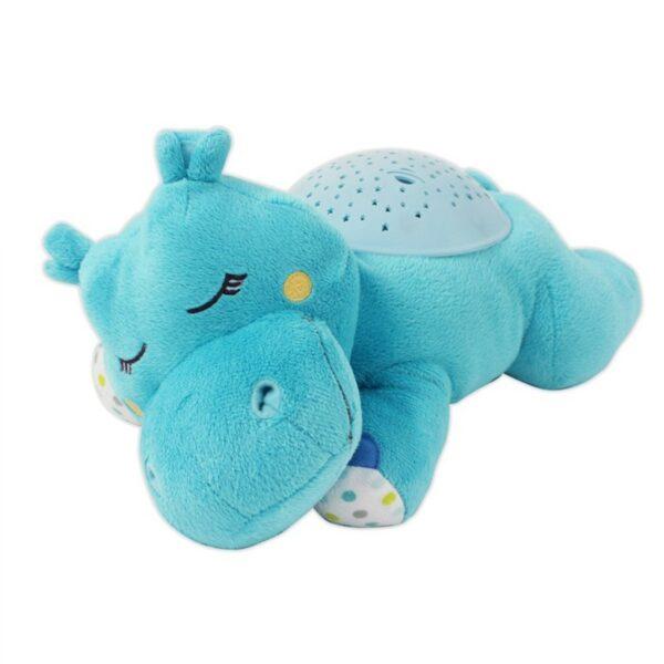 Διακοσμητικός Προβολέας - Summer Infant Slumber Buddies Classic Hippo
