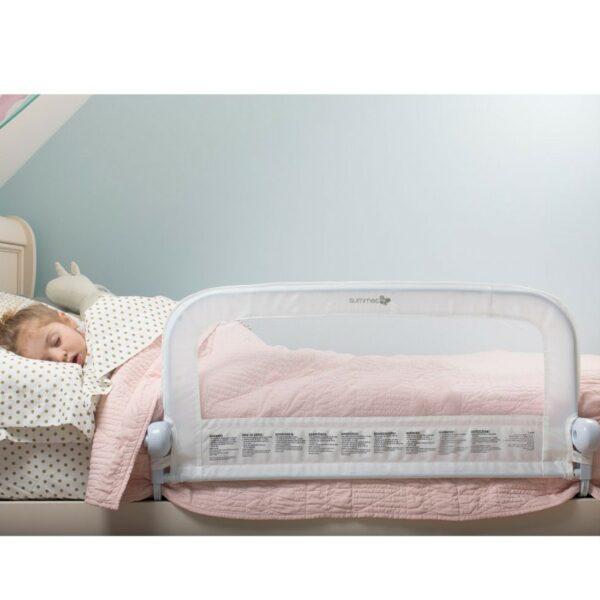 Προστατευτικό Κάγκελο Κρεβατιού Λευκό - Summer Infant Safety Bedrail