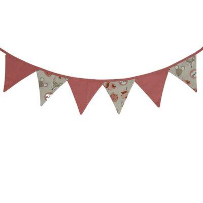 Διακοσμητικά Σημαιάκια 3 μέτρων - Bebe Stars Bunny