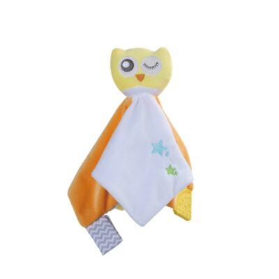 Νάνι - Πανάκι Παρηγοριάς - Bebe Stars Owl