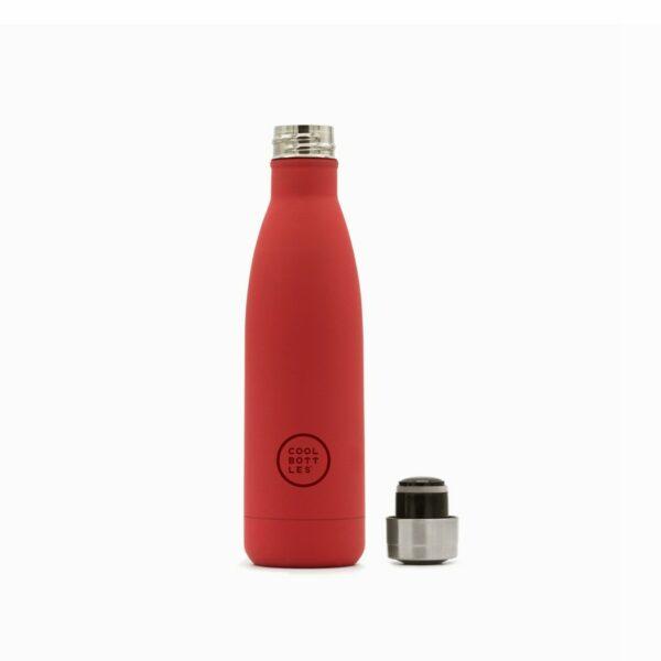 Θερμός 500ml - Cool Bottles Vivid Red