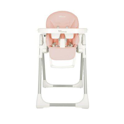 Κάθισμα Φαγητού - Baby Adventure VIVA 2 Powder pink
