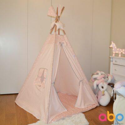 Παιδική Σκηνή - ABO Carrot Pink