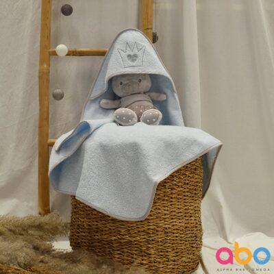 Μπουρνούζι-Κάπα - ABO Little Prince