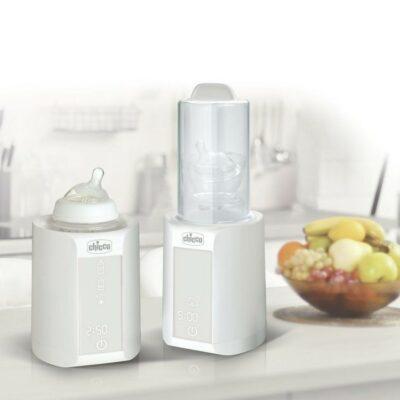beberose.gr Ψηφιακός Αποστειρωτής και Συσκευή Θέρμανσης Μπιμπερό - Chicco