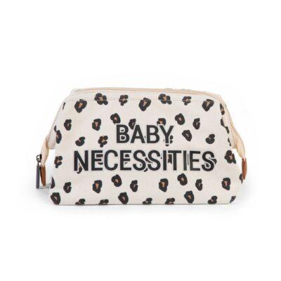 Νεσεσέρ - Childhome Baby Necessities Canvas Leopard
