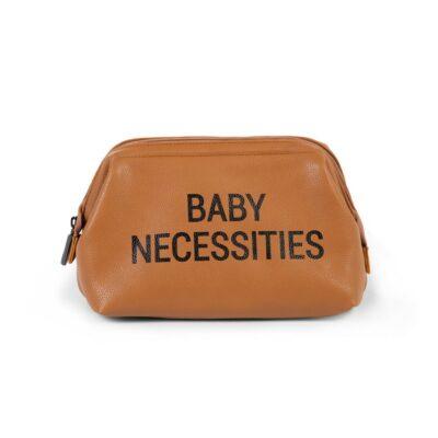 Νεσεσέρ - Childhome Baby Necessities Leatherlook Brown