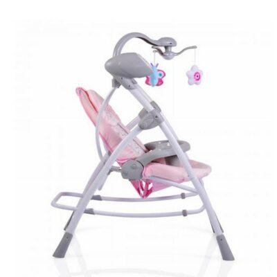 Ρηλάξ-Κούνια - Cangaroo Swing Star Pink