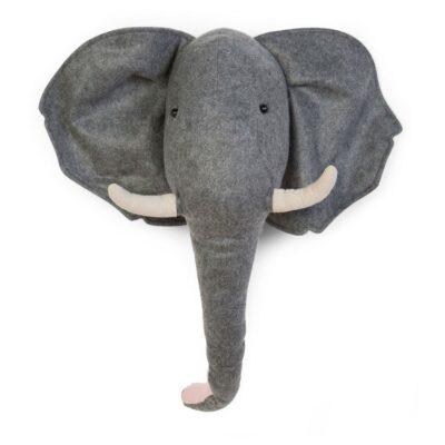 Διακοσμητικό Τοίχου - Childhome Ελέφαντας