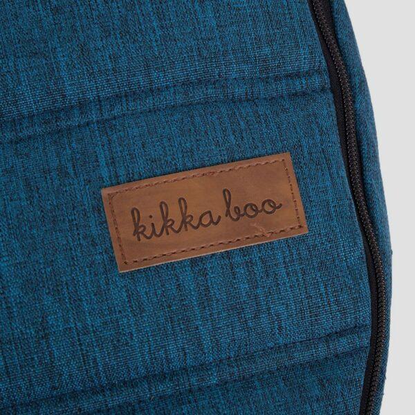 Ποδόσακος Καροτσιού με Fleece Επένδυση - Kikka Boo Luxury Melange Navy