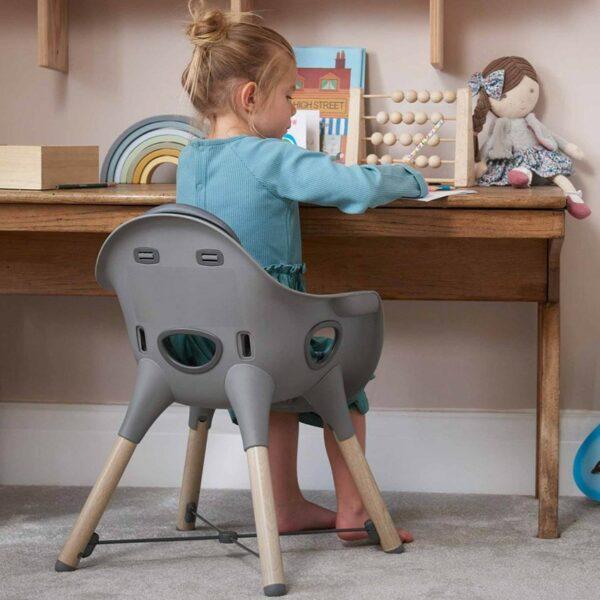Παιδικό Κάθισμα Φαγητού - Mamas & PapasJuice Scandi Grey