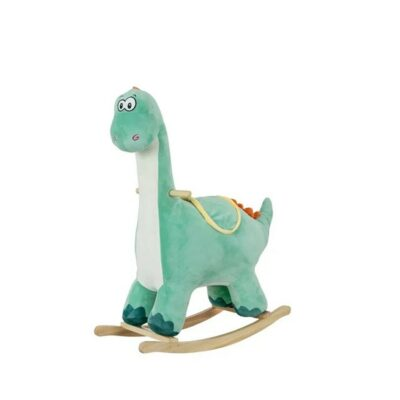 Manon Des Pres - Παιδικός Κουνιστός Λούτρινος Δεινόσαυρος 90εκ.