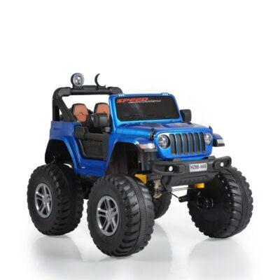 Ηλεκτροκίνητο Τζιπάκι 12V – MONI BO Fuego Blue