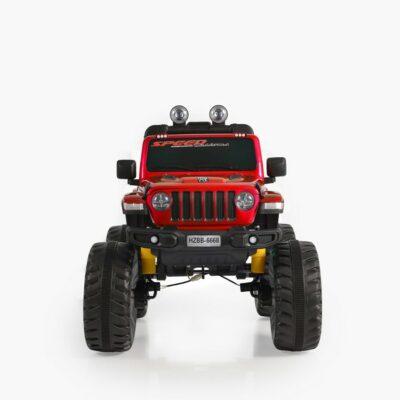 Ηλεκτροκίνητο Τζιπάκι 12V – MONI BO Fuego Red