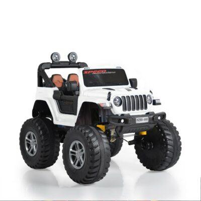 Ηλεκτροκίνητο Τζιπάκι 12V – MONI BO Fuego White