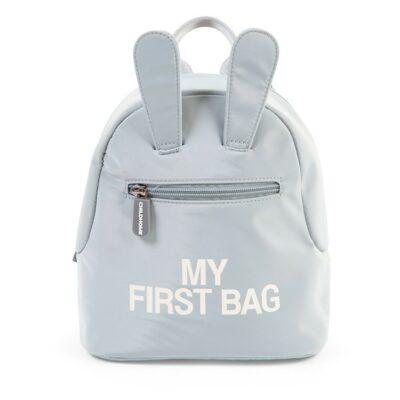 Σακίδιο Πλάτης - Childhome My First Bag Grey