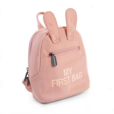 Σακίδιο Πλάτης - Childhome My First Bag Pink