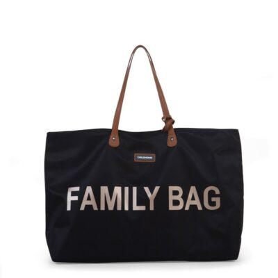 beberose.gr Τσάντα Αλλαγής - Childhome Family Bag Black
