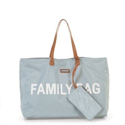 beberose.gr Τσάντα Αλλαγής - Childhome Family Bag Light Grey
