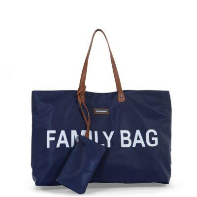 bebebrose.gr Τσάντα Αλλαγής - Childhome Family Bag Navy