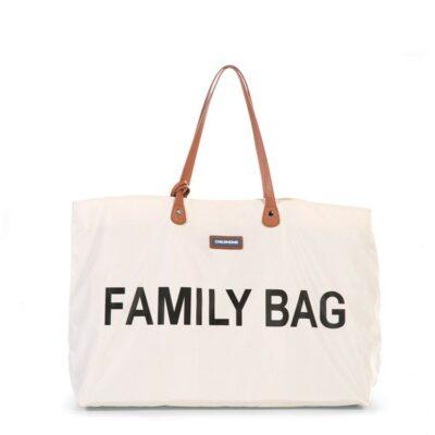 Τσάντα Αλλαγής - Childhome Family Bag Off White